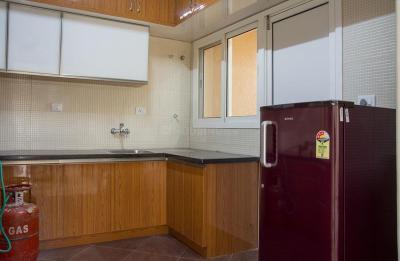 Kitchen Image of Shobha City Casa Serenita 3156 in Tirumanahalli