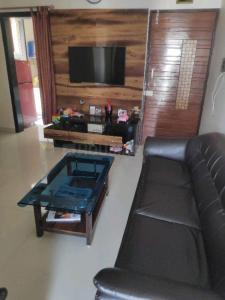 Gallery Cover Image of 1230 Sq.ft 2 BHK Apartment for rent in Akshar Valencia, Kalamboli for 25000