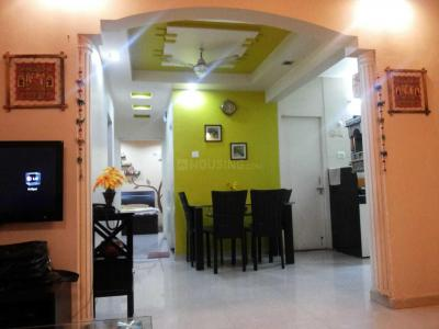 Gallery Cover Image of 2000 Sq.ft 4 BHK Apartment for rent in New Kalyani Nagar for 65000