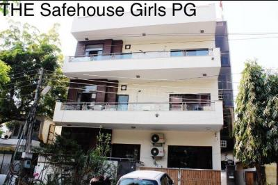 Building Image of The Safe House Girls PG in DLF Phase 1