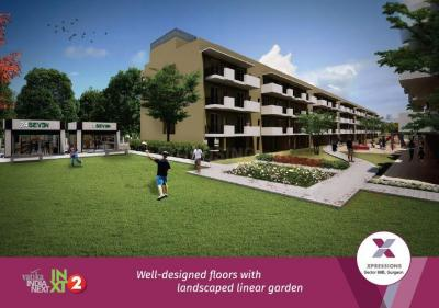 Gallery Cover Image of 1350 Sq.ft 2 BHK Independent Floor for buy in Vatika Xpressions, Sector 88B for 8100000