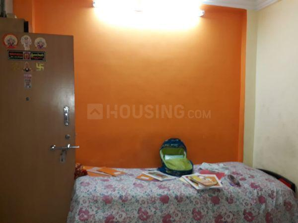 Bedroom Image of 325 Sq.ft 1 RK Apartment for rent in Vikhroli East for 14000