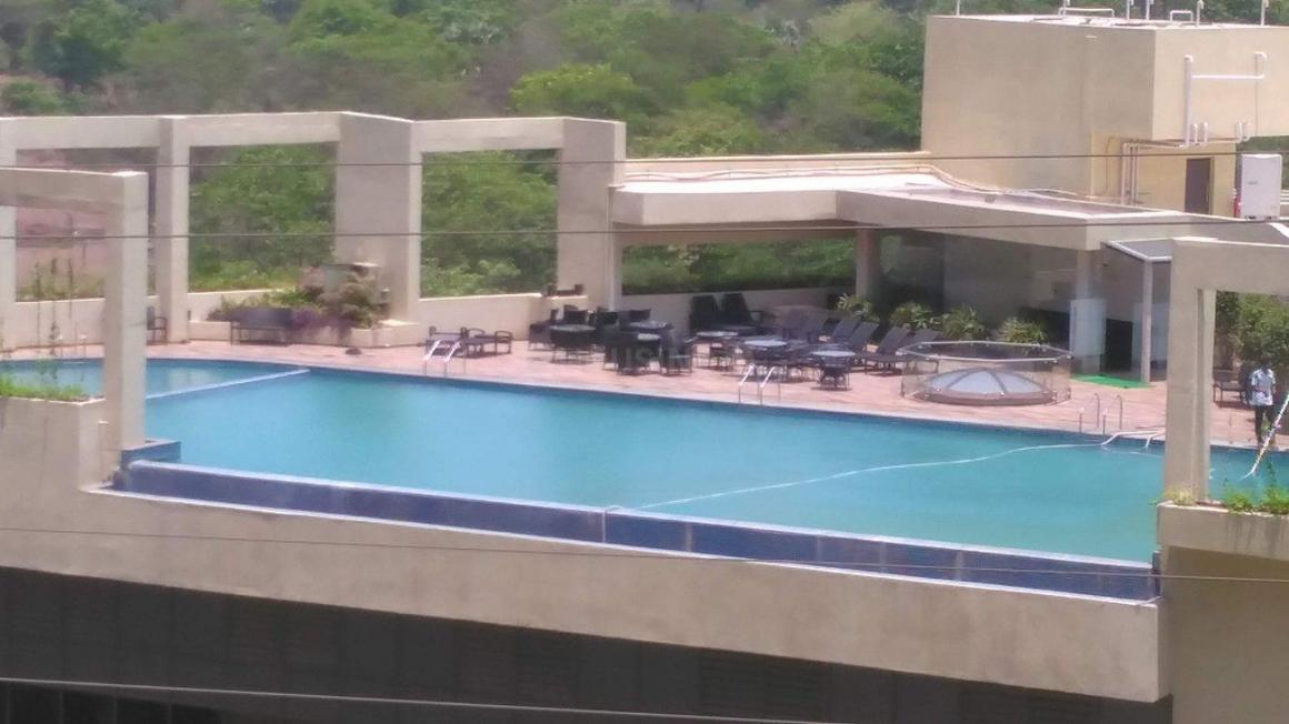 Swimming Pool Image of 1017 Sq.ft 2 BHK Apartment for rent in Bhiwandi for 13000
