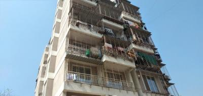 Gallery Cover Image of 658 Sq.ft 1 BHK Apartment for rent in Ghansoli for 14000