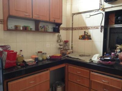 Gallery Cover Image of 800 Sq.ft 2 BHK Apartment for rent in Airoli for 25000
