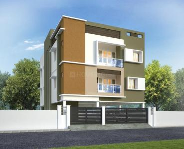Gallery Cover Image of 801 Sq.ft 2 BHK Apartment for buy in Medavakkam for 3764700