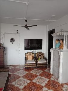 Gallery Cover Image of 700 Sq.ft 1 BHK Apartment for buy in Krishna Tower, Thane West for 7000000