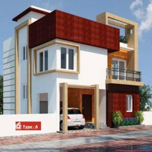 Gallery Cover Image of 1508 Sq.ft 3 BHK Independent House for buy in Gerugambakkam for 10450366