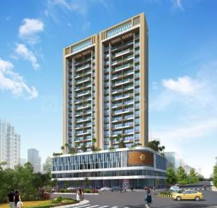 Gallery Cover Image of 1250 Sq.ft 2 BHK Apartment for buy in KT Sai Kutir, Kopar Khairane for 13500000