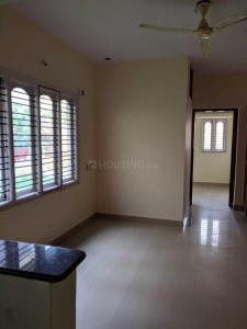 Gallery Cover Image of 600 Sq.ft 1 BHK Independent House for rent in Kaggadasapura for 8500