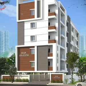 Gallery Cover Image of 2000 Sq.ft 3 BHK Apartment for buy in Puppalaguda for 9000000