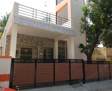 Gallery Cover Image of 700 Sq.ft 1 BHK Independent Floor for rent in Perungalathur for 10000