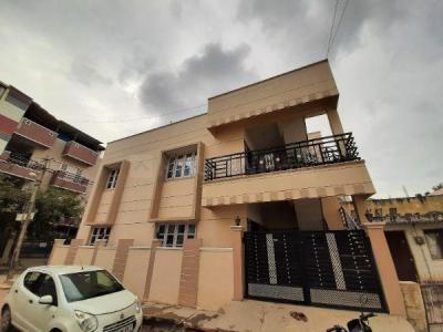 Gallery Cover Image of 1300 Sq.ft 3 BHK Independent House for buy in R.K. Hegde Nagar for 16500000