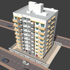 Gallery Cover Image of 1251 Sq.ft 3 BHK Apartment for buy in Baner for 7900000