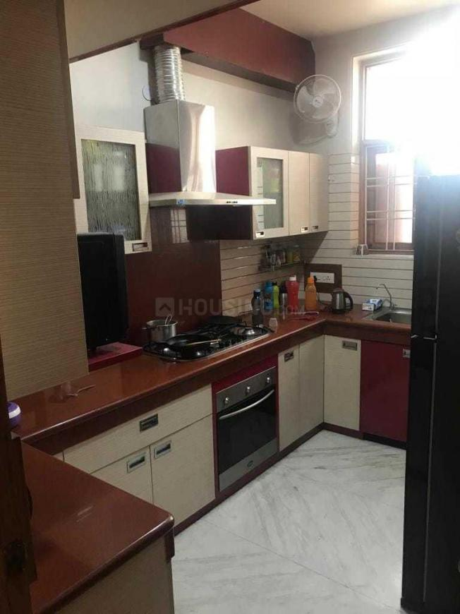 Kitchen Image of 1555 Sq.ft 3 BHK Independent House for buy in Sector 45 for 35000000