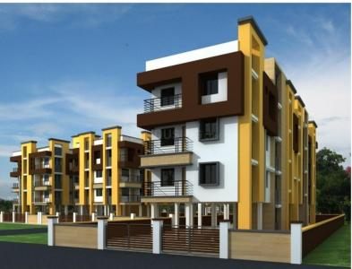 Gallery Cover Image of 910 Sq.ft 2 BHK Apartment for buy in Baishnabghata Patuli Township for 5100000