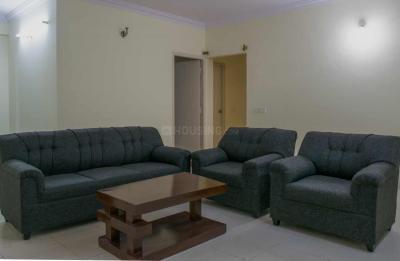 Living Room Image of Brigade Gardenia C1411 in JP Nagar