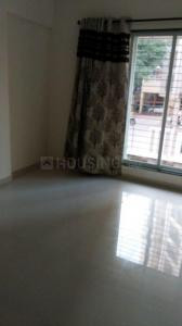 Gallery Cover Image of 580 Sq.ft 1 BHK Apartment for rent in Rajaram Sukur Enclave, Kasarvadavali, Thane West for 13999