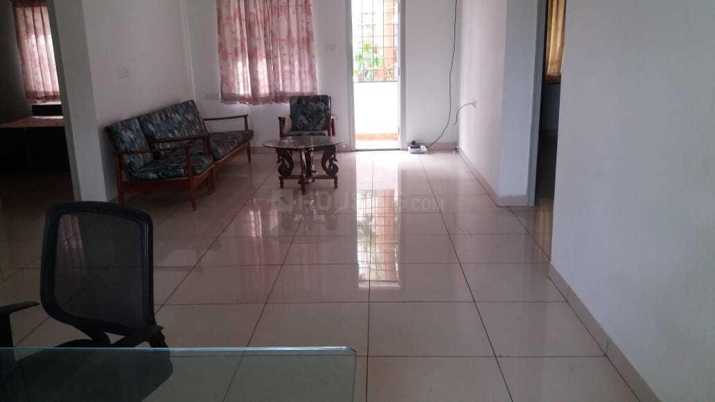 Living Room Image of 1350 Sq.ft 2 BHK Apartment for rent in Kodigehalli for 19000