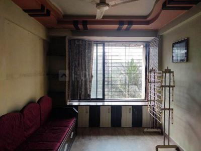 Gallery Cover Image of 650 Sq.ft 1 BHK Apartment for rent in Cidco FAM CHS, Kopar Khairane for 24000