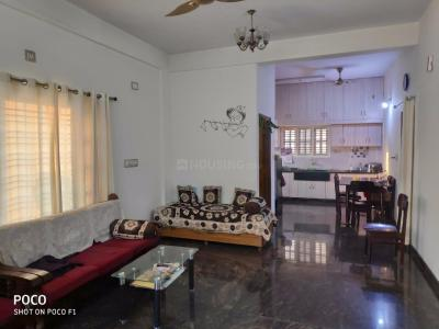 Gallery Cover Image of 1200 Sq.ft 2 BHK Independent House for rent in Jakkur for 20000