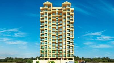 Gallery Cover Image of 1089 Sq.ft 2 BHK Apartment for buy in Kohinoor Lifestyle, Kalyan West for 8500000