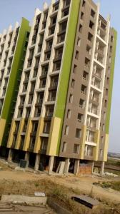 Gallery Cover Image of 1285 Sq.ft 3 BHK Apartment for buy in Jain Dream Eco City, Gopalpur for 3800000