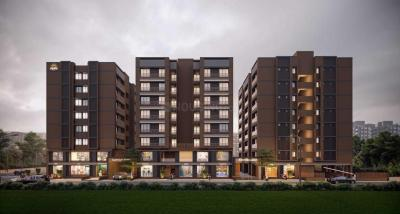 Gallery Cover Image of 1152 Sq.ft 2 BHK Apartment for buy in  Aura, Nikol for 3000000