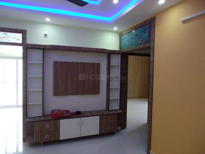 Gallery Cover Image of 1500 Sq.ft 3 BHK Apartment for buy in Srinidhi Paradise, Hulimavu for 6700000