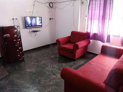 Living Room Image of Svs Ladies PG in Navalur