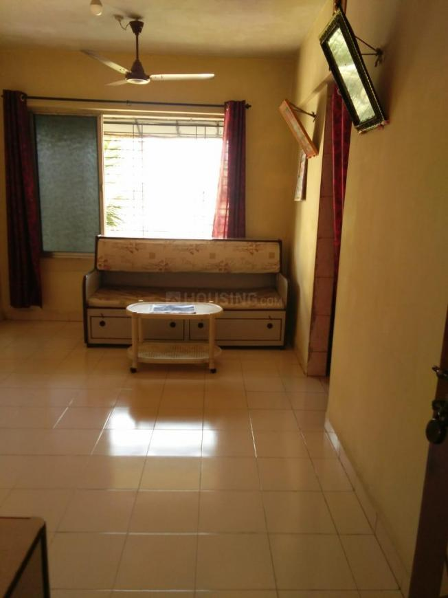 Living Room Image of 510 Sq.ft 1 BHK Independent House for rent in Kalu Nagar for 9500