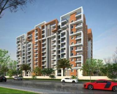 Gallery Cover Image of 1780 Sq.ft 3 BHK Apartment for buy in Hitech City for 12460000