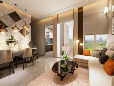 Gallery Cover Image of 1300 Sq.ft 3 BHK Apartment for buy in Dombivli East for 9110000