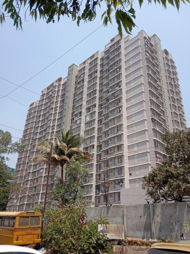 Building Image of 940 Sq.ft 2 BHK Apartment for buy in Thane West for 13000000
