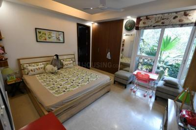 Gallery Cover Image of 4500 Sq.ft 4 BHK Independent Floor for buy in Panchsheel Enclave for 41500000