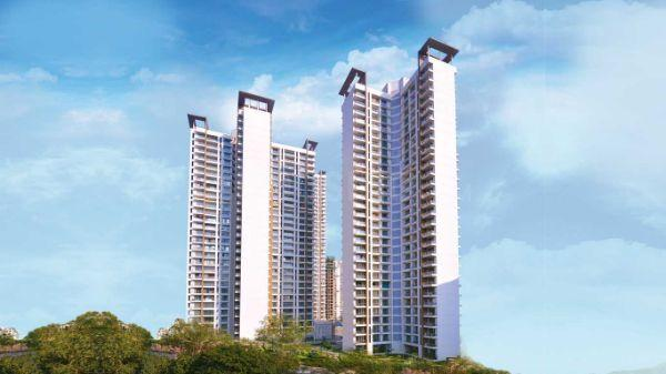 Building Image of 1120 Sq.ft 2 BHK Apartment for buy in Mulund West for 22500000