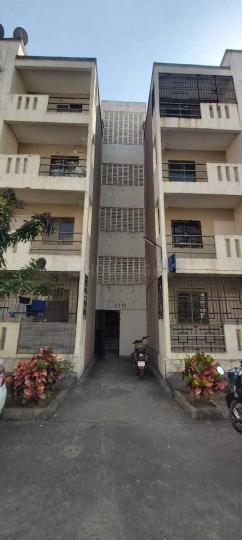 Building Image of 820 Sq.ft 2 BHK Apartment for rent in Boisar for 6000