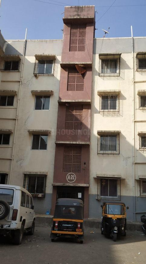Building Image of 410 Sq.ft 1 BHK Apartment for rent in Garpoli for 2500