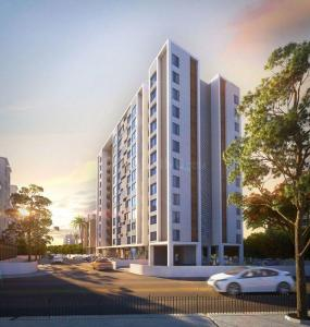 Gallery Cover Image of 990 Sq.ft 2 BHK Apartment for buy in Mont Vert Sonnet, Tathawade for 5600000