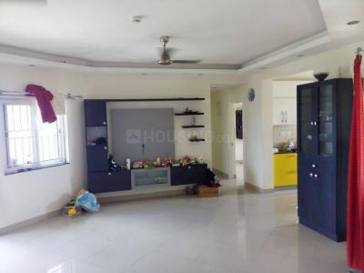Gallery Cover Image of 1380 Sq.ft 3 BHK Apartment for rent in Jalahalli West for 21500