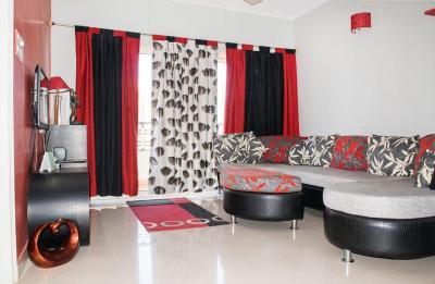 Living Room Image of PG 4643520 K R Puram in Krishnarajapura