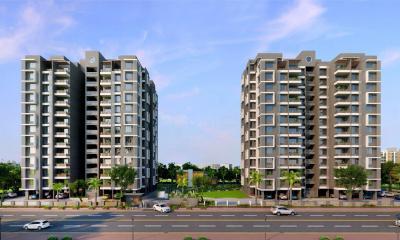 Gallery Cover Image of 2410 Sq.ft 4 BHK Apartment for buy in Shaligram Plush, Thaltej for 23500000
