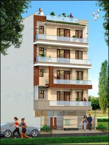 Gallery Cover Image of 1800 Sq.ft 3 BHK Independent House for buy in  Greenfields by Urban Improvement Company Pvt Ltd, Sector 42 for 7300000