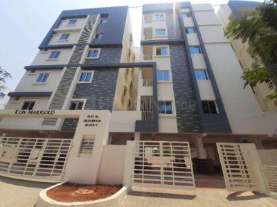 Gallery Cover Image of 1250 Sq.ft 2 BHK Apartment for buy in Pragathi Nagar for 5300000