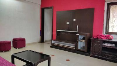 Gallery Cover Image of 650 Sq.ft 1 BHK Apartment for rent in Vrindavan Society, Thane West for 17000