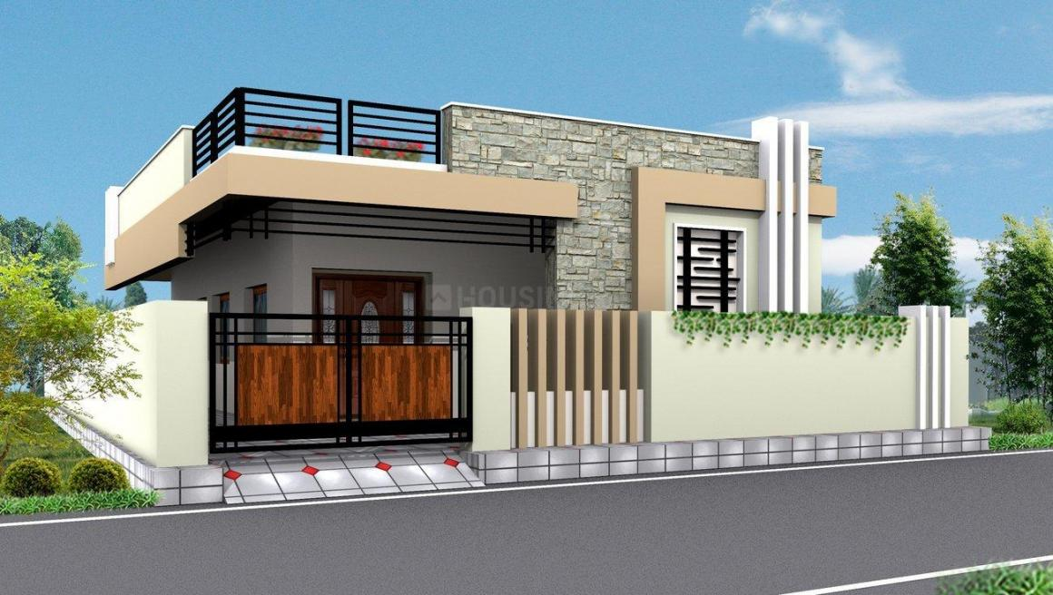 Building Image of 1000 Sq.ft 2 BHK Independent House for buy in Maheshwaram for 4500000