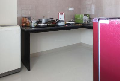 Kitchen Image of PG 4642747 Thergaon in Thergaon