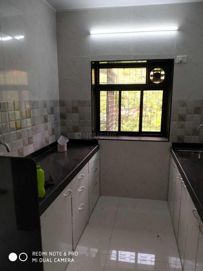 Kitchen Image of 600 Sq.ft 1 BHK Apartment for rent in Andheri East for 37000