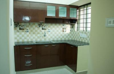 Kitchen Image of PG 4642177 K R Puram in Krishnarajapura