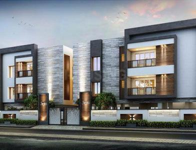 Gallery Cover Image of 1200 Sq.ft 2 BHK Apartment for buy in Thiruvanmiyur for 15300000